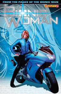 Cover Thumbnail for The Bionic Woman (Dynamite Entertainment, 2012 series) #2