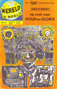 Cover Thumbnail for Wereld in beeld (Classics/Williams, 1960 series) #21 - Conquistadores
