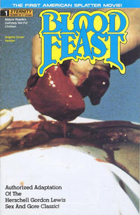 Cover Thumbnail for Blood Feast (Malibu, 1991 series) #1
