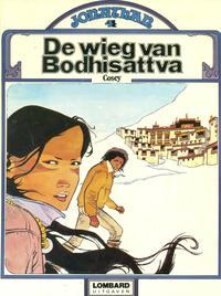 Cover Thumbnail for Jonathan (Le Lombard, 1977 series) #4 - De wieg van Bodhisattva