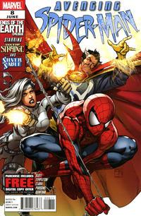 Cover Thumbnail for Avenging Spider-Man (Marvel, 2012 series) #8