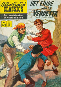 Cover Thumbnail for Illustrated Classics (Classics/Williams, 1956 series) #108 - Het einde van de vendetta