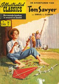 Cover Thumbnail for Illustrated Classics (Classics/Williams, 1956 series) #135 - De avonturen van Tom Sawyer