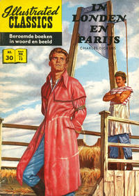 Cover Thumbnail for Illustrated Classics (Classics/Williams, 1956 series) #30 - In Londen en Parijs [HRN 142]