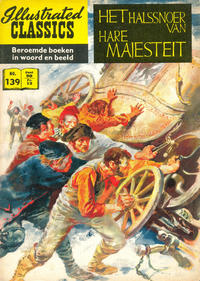 Cover Thumbnail for Illustrated Classics (Classics/Williams, 1956 series) #139 - Het halssnoer van Hare Majesteit
