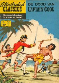 Cover Thumbnail for Illustrated Classics (Classics/Williams, 1956 series) #160 - De dood van Captain Cook