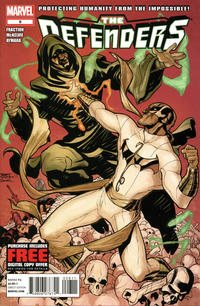 Cover Thumbnail for Defenders (Marvel, 2012 series) #8