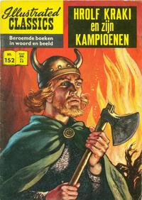 Cover Thumbnail for Illustrated Classics (Classics/Williams, 1956 series) #152 - Hrolf Kraki en zijn kampioenen