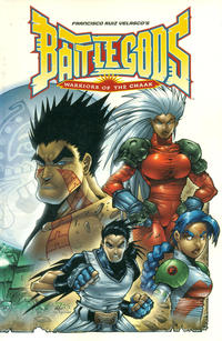 Cover Thumbnail for Battle Gods: Warriors of the Chaak (Dark Horse, 2001 series)