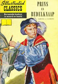 Cover Thumbnail for Illustrated Classics (Classics/Williams, 1956 series) #[18] - Prins en bedelknaap [Gratis proefexemplaar]