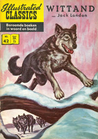 Cover Thumbnail for Illustrated Classics (Classics/Williams, 1956 series) #42 - Wittand [HRN 136]