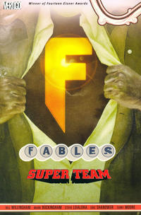 Cover Thumbnail for Fables (DC, 2002 series) #16 - Super Team