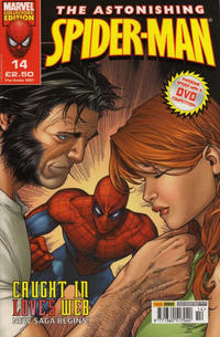 Cover Thumbnail for The Astonishing Spider-Man (Panini UK, 2007 series) #14