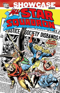 Cover Thumbnail for Showcase Presents: All-Star Squadron (DC, 2012 series) #1