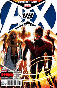 Cover Thumbnail for Avengers vs. X-Men (Marvel, 2012 series) #6