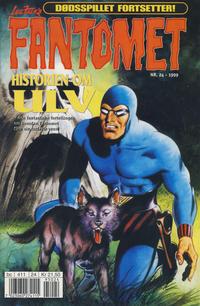 Cover Thumbnail for Fantomet (Hjemmet / Egmont, 1998 series) #24/1999