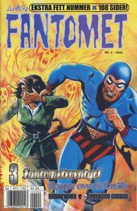 Cover Thumbnail for Fantomet (Hjemmet / Egmont, 1998 series) #2/2000
