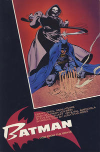 Cover Thumbnail for Batman (Titan, 1989 series) #2 - Vow from the Grave