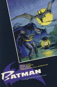 Cover Thumbnail for Batman (Titan, 1989 series) #1 - Challenge of the Man-Bat