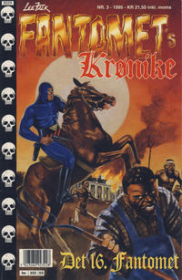 Cover for Fantomets krønike (Semic, 1989 series) #3/1995