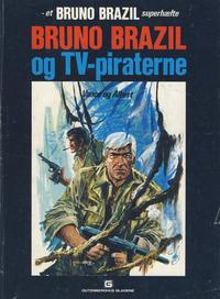 Cover Thumbnail for Et Bruno Brazil superhæfte (Egmont, 1975 series)
