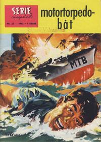 Cover Thumbnail for Seriemagasinet (Serieforlaget / Se-Bladene / Stabenfeldt, 1951 series) #22/1963
