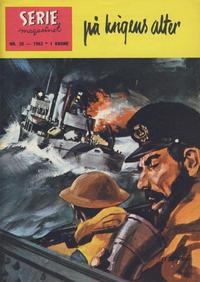 Cover Thumbnail for Seriemagasinet (Serieforlaget / Se-Bladene / Stabenfeldt, 1951 series) #20/1963