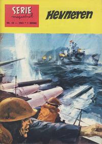 Cover Thumbnail for Seriemagasinet (Serieforlaget / Se-Bladene / Stabenfeldt, 1951 series) #18/1963