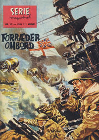 Cover Thumbnail for Seriemagasinet (Serieforlaget / Se-Bladene / Stabenfeldt, 1951 series) #17/1963