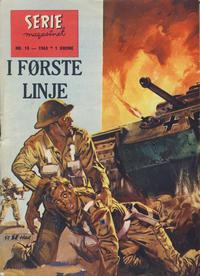 Cover Thumbnail for Seriemagasinet (Serieforlaget / Se-Bladene / Stabenfeldt, 1951 series) #10/1963