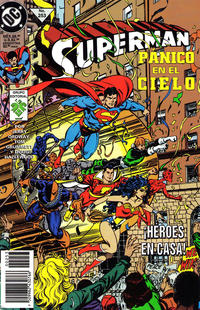 Cover Thumbnail for Supermán (Grupo Editorial Vid, 1986 series) #253