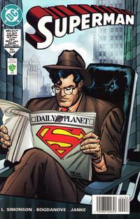 Cover Thumbnail for Supermán (Grupo Editorial Vid, 1986 series) #286