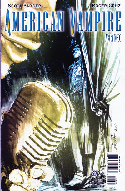 Cover for American Vampire (DC, 2010 series) #26