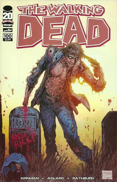 Cover for The Walking Dead (Image, 2003 series) #100 [Cover H]