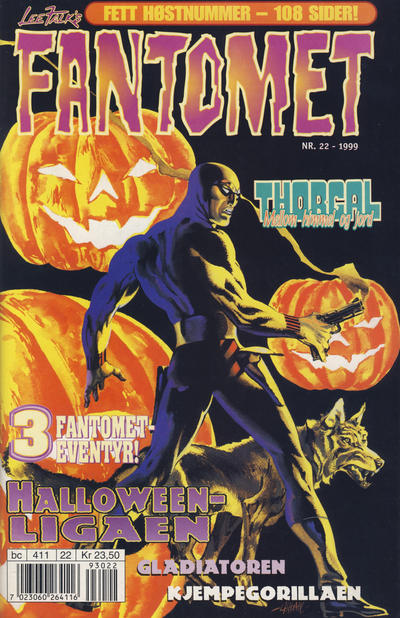 Cover for Fantomet (Hjemmet / Egmont, 1998 series) #22/1999