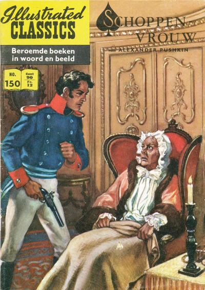 Cover for Illustrated Classics (Classics/Williams, 1956 series) #150 - Schoppenvrouw