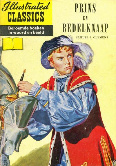 Cover for Illustrated Classics (Classics/Williams, 1956 series) #[18] - Prins en bedelknaap [Gratis proefexemplaar]
