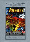 Cover for Marvel Masterworks: The Avengers (Marvel, 2003 series) #3 [Regular Edition]