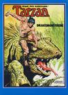 Cover for Tarzan album (Atlantic Forlag, 1977 series) #[2/1981] - Tarzan gavealbum - Drakemonstrene