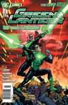 Cover for Green Lantern (DC, 2011 series) #5 [Newsstand]