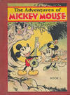 Cover for The Adventures of Mickey Mouse (David McKay, 1931 series) #1