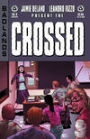 Cover for Crossed Badlands (Avatar Press, 2012 series) #8 [Auxiliary Cover - Jacen Burrows]