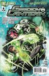 Cover for Green Lantern (DC, 2011 series) #6 [Ivan Reis Variant Cover]