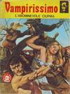 Cover for Vampirissimo (Edifumetto, 1972 series) #69