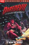 Cover for 100% Marvel: Daredevil (Panini España, 2010 series) #1 - La Mano del Diablo