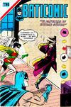 Cover for Baticomic (Editorial Novaro, 1968 series) #31