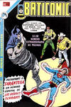 Cover for Baticomic (Editorial Novaro, 1968 series) #61
