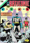 Cover for Baticomic (Editorial Novaro, 1968 series) #43