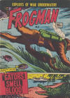 Cover for Frogman (Yaffa / Page, 1966 series) #3