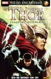 Cover for El Poderoso Thor: Viaje al Misterio (Panini España, 2012 series) #1 - Miedo Encarnado